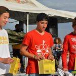 Prima ediție a Bastion Session, organizată în skatepark-ul din Cetatea Alba Carolina, și-a desemnat câștigătorii