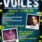 """Nico și Spitalul de Urgență vor suține concerte, la Alba Iulia, în cadrul Festivalului """"Voices"""""""