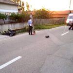 Un motociclist a decedat după ce s-a izbit de un autoturism la Oarda de Sus