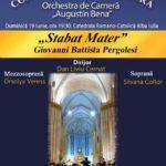 """Duminică, 19 iunie 2016: Concert de muzică sacră la Alba Iulia, susținut de Orchestra de Cameră """"Augustin Bena"""""""