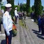 Ceremonial religios, defilare militară și depuneri de coroane de Ziua Eroilor la Alba Iulia