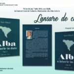 """Scriitorul Ioan Bâscă își lansează mâine la Alba Iulia cele două volume ale lucrării """"Alba – o istorie în date"""""""