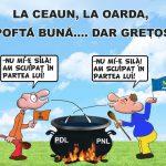 """Ioan Lazăr, președinte ALDE Alba: """"După ce ani la rând PNL și PDL și-au scuipat reciproc în tocană mai nou celebrează împreună evenimentul """"La Ceaune"""", de la Oarda de Jos"""""""