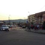 Femeie lovită de un autoturism în intersecția din cartierul Ampoi 3, din Alba Iulia
