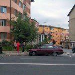 Coliziune între două autoturisme în zona Ampoi I, din Alba Iulia