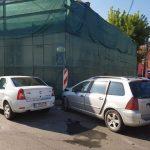 Persoană rănită, după ce două autoturisme au intrat în coliziune astăzi la Alba Iulia