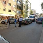 Femeie de 70 de ani accidentată de un autoturism în timp ce traversa neregulamentar strada Ștefan cel Mare, din Alba Iulia