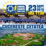 Vineri, 23 septembrie 2016: Crosul Europei, ediția a III-a, la Alba Iulia