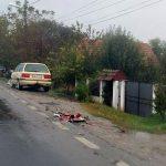 Trei persoane rănite după o coliziune între două autoturisme și un TIR, petrecută pe DN1 la Oiejdea