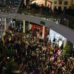 Concerte incendiare oferite de Maxim și Vescan la împlinirea a 9 ani de Alba Mall