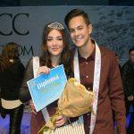 """Natalia Olteanu și Tudor Mărginean aleși Miss și Mister Boboc 2016, la Colegiul Național """"HCC"""" din Alba Iulia"""