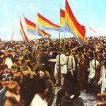 Voluntari costumați în personalități care ai participat la Marea Unire, vor reconstitui parțial ziua de 1 Decembrie 1918 de la Alba Iulia