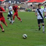 """""""Alb-negrii"""" au înregistrat prima înfrângere externă din acest sezon: CSM Școlar Reșița – AFC Unirea 1924 Alba Iulia 2-1 (1-0)"""