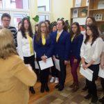 """Cei 98 de ani trecuți de la Marea Unire din 1918, sărbătoriți la Școala Gimnazială """"Mihai Eminescu"""" din Alba Iulia"""