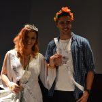 """Roxana Romcea și Tudor Magda alesi Miss și Mister Boboc 2016, la Universitatea """"1 Decembrie 1918"""" din Alba Iulia"""
