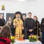 """Înaltpreasfinţitul Părinte Arhiepiscop Irineu a binecuvântat noul Centrul de zi pentru copii """"Sfânta Cuvioasa Parascheva"""" din Alba Iulia"""
