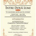 """Astăzi, 9 decembrie 2016, de la ora 19.00: concert de excepţie al Cvartetului """"Augustin Bena"""" Alba"""