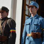 Garda Națională s-a aflat din nou pe străzile din Alba Iulia, după 98 de ani de la Marea Unire din 1918