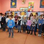 """Copiii de la Centrul Educaţional de Zi """"Sfântul Nicolae"""" din Alba Iulia şi-au cinstit octrotitorul spiritual"""