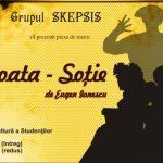Vineri, 27 ianuarie 2017, ora 19.00, la Casa de Cultură a Studenţilor din Alba Iulia începe un nou an cu Skepsis