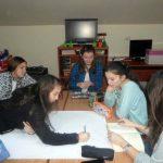 """Ziua poetului național Mihai Eminescu celebrată în mod inedit de către elevii Școlii Gimnaziale """"Avram Iancu"""" din Alba Iulia"""