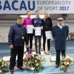 Trei medalii pentru studenţii albaiulieni la Campionatele Naţionale Universitare de Atletism de sală, de la Bacău