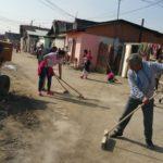 """Locuitorii din """"Lumea Nouă"""" au ridicat """"mănușa"""" aruncată de Polaris M. Holding și au făcut curățenie în tot cartierul"""