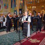 """Centrul de Cultură """"Augustin Bena"""" Alba a organizat la Biserica Pogorârea """"Sfântului Duh"""" din Alba Iulia un concert de pricesne """"pentru suflet"""""""