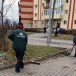 """La Alba Iulia a început """"Curățenia de primăvară"""". Vezi programul activităților de salubrizare și zonele în care se desfășoară, în perioada 4 – 10 martie 2019"""