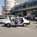 Ziua Poliției Române 2017 la Alba Iulia – Suspecți de tâlhărie, prinși de mascați și polițiști după o intervenție în forță