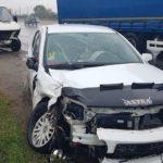 Două persoane au fost rănite, după o coliziune între două autovehicule petrecută la intersecția dintre strada Mărășești și șoseaua de centură a Municipiului Alba Iulia