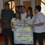 """Echipa Colegiului Economic """"Dionisie Pop Marțian"""" a câștigat concursul pe teme de istorie """"Alba Iulia, Cealaltă Capitală"""" – 2017"""