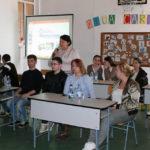 """De """"Zilei Carierei"""", elevii de la Școala Gimnazială """"Avram Iancu"""" din Alba Iulia au învățat cum să se orienteze în alegerea unei profesii"""