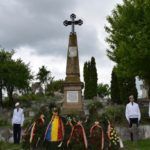 Ceremonial militar-religios și depuneri de coroane la Cimitrul Eroilor din Alba Iulia, cu ocazia Zilei Independenței de Stat a României