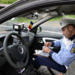 Accident rutier soldat cu pagube materiale, produs pe strada Biruinței din Alba Iulia, de către un șofer de 35 de ani aflat în stare de ebrietate