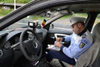 Bărbat de 55 de ani din Ighiu surprins de polițiști la volanul unui autoturism neînmatriculat, pe raza localității Șard