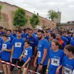 Peste 600 de alergători au luat startul la Cross-ul Europei, în șanțurile Cetății Alba Carolina din Alba Iulia