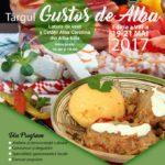 """Între 19 și 21 mai 2017 are loc la Alba Iulia cea de-a VIII-a ediție a Târgului """"Gustos de Alba"""", pe Latura de Vest a Cetăţii """"Alba Carolina"""""""