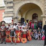 Noaptea Muzeelor 2017, la Alba Iulia – O veritabilă călătorie în timp, alături de personaje istorice, războinici antici, nimfe și gladiatori