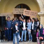 """Evenimentul """"Noaptea Muzeelor 2017"""" de la Alba Iulia a început cu un protest al angajaților de la Muzeul Național al Unirii"""