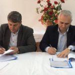 A fost semnat protocolul de colaborare între ACoR Alba și Asociația Primarilor din Raionul Cantemir – Republica Moldova
