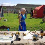 S-a deschis tabăra antică a Gărzii Apulum, o nouă iniţiativă a Muzeului Național al Unirii din Alba Iulia