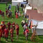 Mâine, 6 mai 2017, de la ora 11.00: Tabăra antică a Gărzii Apulum în curtea Palatului Copiilor din Alba Iulia