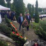 Ziua Eroilor, marcată astăzi la Alba Iulia prin depuneri de coroane, serviciu religios și defilarea gărzii de onoare