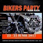 """Motociclişti din toată ţara își vor tura motoarele în weekend la Alba Iulia, în cadrul """"Bikers Party – 2017"""". VEZI PROGRAMUL COMPLET"""
