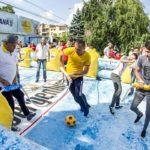 """Vineri, 30 iunie 2017: Caravana Bergenbier """"EU SUNT 12"""", cea mai tare experiență de răcorire din România, ajunge la Alba Iulia"""
