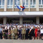 Momente deosebite la ceremonialul de închidere a anului școlar 2016-2017, la Colegiul Militar din Alba Iulia