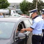 Bărbat de 38 de ani surprins de polițiștii rutieri în timp ce conducea un autoturism neînmatriculat, pe Bulevardul Revoluției 1989 din Alba Iulia