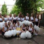 """Fetele din clasele a X-a sunt câștigătoarele """"Cupei Majoretelor"""", din acest an, de la Colegiul Militar """"Mihai Viteazul"""" din Alba Iulia"""