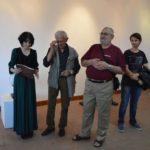 Galeria Uniunii Artiștilor Plastici din Alba Iulia a găzduit vernisajul expoziției retrospective de ceramică, semnată de artistul Eugen Cioancă